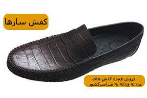 تولیدانواع کفش کالج ایرانی