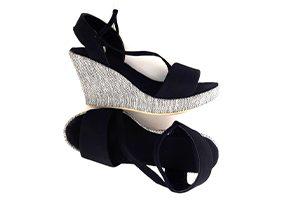 فروش عمده کفش لژدار زنانه