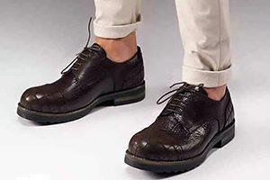 کفش ایرانی مردانه