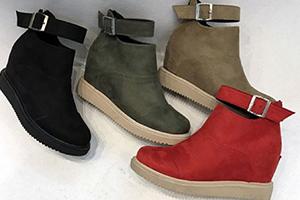 تولیدی کفش نیم بوت