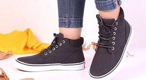فروش عمده کفش کتانی زنانه
