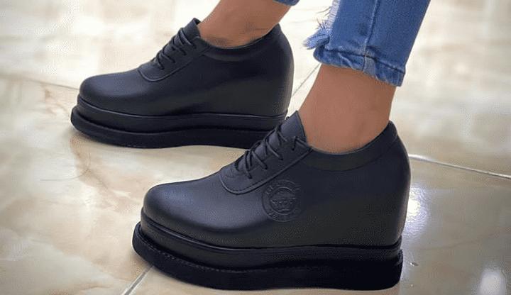 تولیدی کفش لژدار زنانه اداری