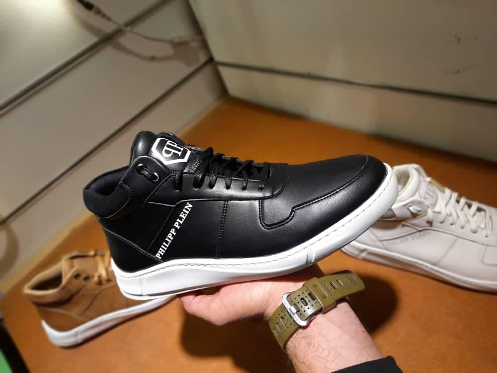 فروش عمده کفش نیم بوت مردانه اکو