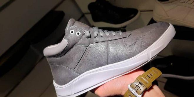فروش عمده کفش نیم بوت مردانه