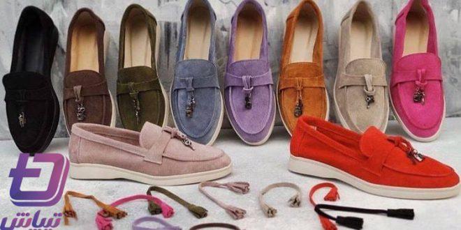 تولیدی کفش کالج زنانه